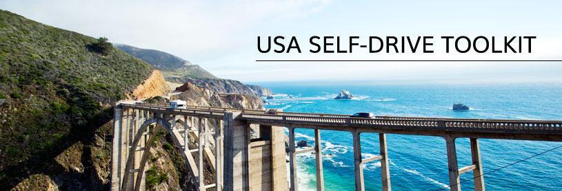 USA Self-Drive Toolkit