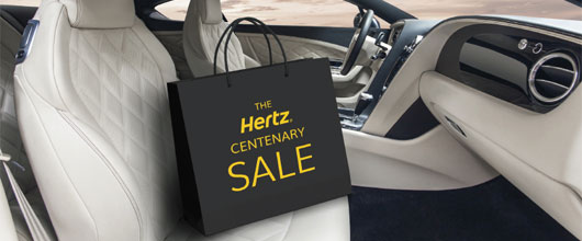 Jet Airways And Hertz